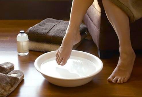 foot-soak